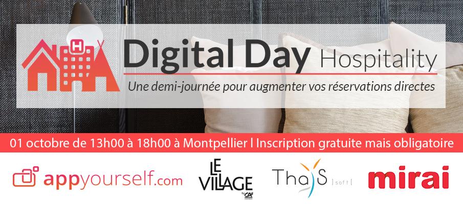 Digital Day Montpellier