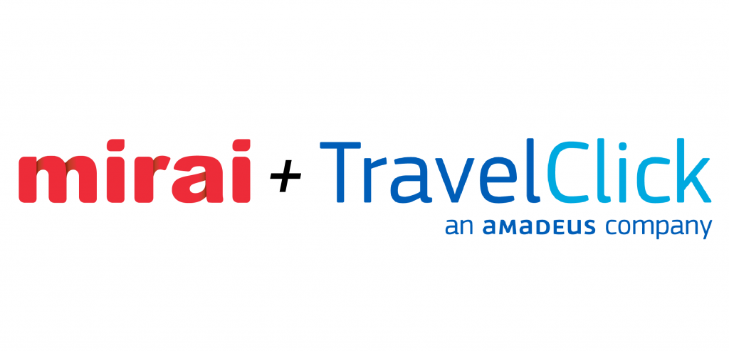 Mirai completes two-way integration with the TravelClick channel manager